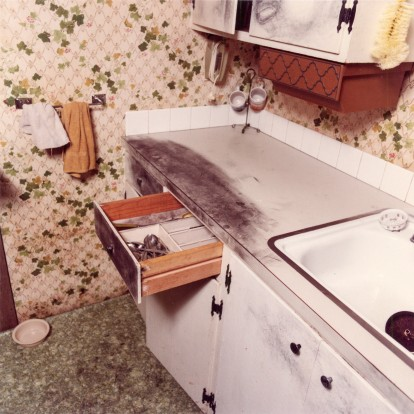 crime scene photos – Mysterious & Unsolved Stories